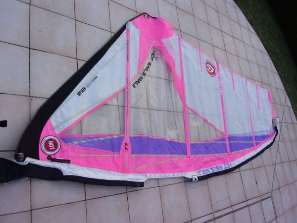 voile hotsails superfreak 4,2
