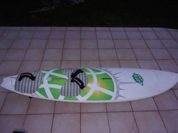 Custom Ricosailboards 85 litres